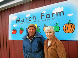 Kent Pumpkin Run 2012 Results by March Farm In Bethlehem Marks Its Centennial Year The Register