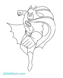 Batman Coloring Pages And Birthday Party Ideas