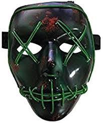 Purge Mask Halloween Spirit by Amazon Com The Purge God Mask Anarchy Mask Horror Killer