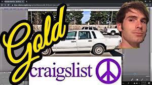 100 Atlanta Craigslist Cars And Trucks Gold Cars January 19 YouTube