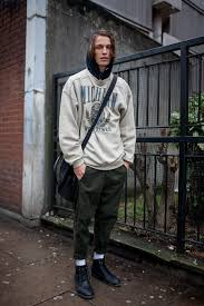 London Mens Fashion Week Street Style