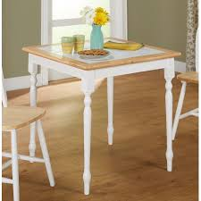 tile top dining table white walmart