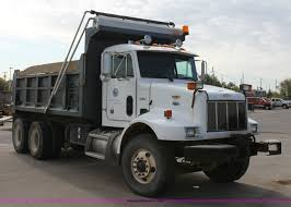 100 Peterbilt Tri Axle Dump Trucks For Sale 2004 330 Tandem Axle Dump Truck Item 6195 SOLD