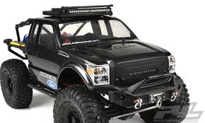 pro line 6276 01 4 bright led light bar kit