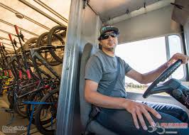 Our Bicycle Rental Delivery Trucks - Park City Bike Demos