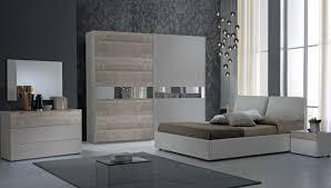 schlafzimmer set ajana in grau braun modern design 160x190 cm