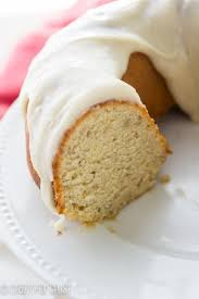 Banana Bundt Cake with cream cheese frosting} Crazy for Crust