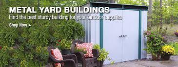 Canvas Storage Sheds Menards by Sheds Outdoor Storage U0026 Accessories At Menards