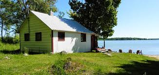 Waterfront Cottage 3 Bruce Bay Cottages Northern tario