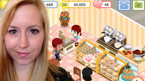 Bakery Story Halloween by Bakery Story App Review Youtube