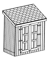 12x16 saltbox backyard shed 26 garden shed plans diy original