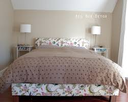 ana white much more than a chunky leg bed frame diy projects