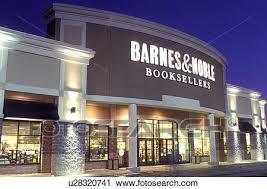 Stock graphy Barnes & Noble bookstore Wilmington DE Delaware Entrance