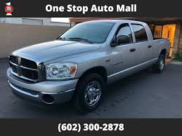100 Used Dodge Truck 2007 Ram 1500 2007 Ram 1500 SLT MegaCab Pickup