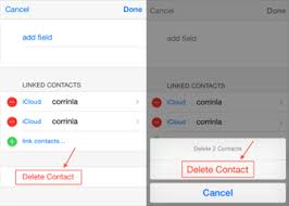 How to Delete Multiple All Contacts on iPhone X 8 7 6s 6 SE iMobie