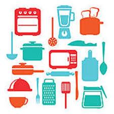 Kitchen Appliances Clip Art Cliparts
