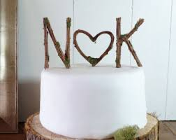 Cake Toppers Curated By Love4Wed On Etsy