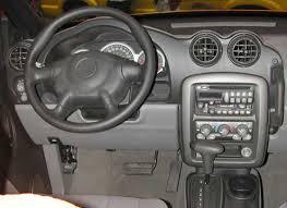 Cars Inspiration 2004 pontiac aztek interior