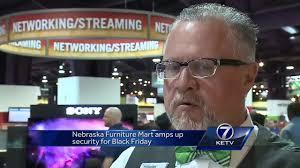 Nebraska Furniture Mart amps up security for Black Friday