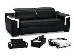 canape lit pas cher canapac fly 7 clic clac conforama convertible