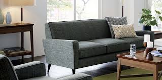 Brown And Teal Living Room by Teal Living Room Torino Crate And Barrel