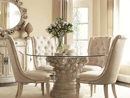 Elegant Kitchen Table Decorating Ideas by Ideas To Refinish Dinning Room Table And Chairs Pleasant Home Design