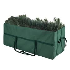 Amazon Elf Stor Heavy Duty Canvas Christmas Tree Storage Bag Large For 9 Foot Home Kitchen