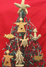 Driftwood Christmas Trees by Driftwood Turtle Ornament Coastal Decor