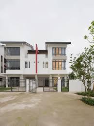 100 Semi Detached House Designs By Landmak Architecture Design10