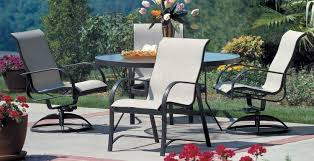 Stackable Outdoor Sling Chairs by Winston Patio Furniture Lowest Prices Patiosusa Com
