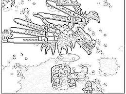 Lego Ninjago The Video Game Coloring Page