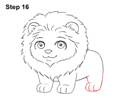 Full Size Of Coloring Pagedecorative How To Draw A Lions Page Trendy