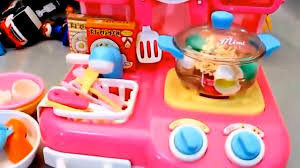 Kidkraft Grand Gourmet Corner Kitchen Play Set by Kitchen Set Toys Videos Baby Cooking Toys Video For Kids And