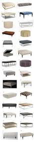 Patio Furniture With Hidden Ottoman by Best 20 Ottomans Ideas On Pinterest Diy Ottoman Upholstery And