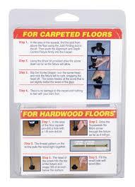 Squeaky Wood Floor Screws by O U0027berry 3233 Squeak No More Floor Kit Ebay