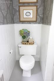 How I Painted Our Bathroom's Ceramic Tile Floors: A Simple (and ... Bathroom Tile Designs Trends Ideas For 2019 The Shop 5 For Small Bathrooms Victorian Plumbing 11 Simple Ways To Make A Small Bathroom Look Bigger Designed Natural Stone Tiles And Flooring Marshalls Top Photos A Quick Simple Guide 10 Wall Stylish Walls Floors Tile Ideas My Web Value 25 Beautiful Living Room Kitchen School Height How High Fireclay Find The Right Size Your