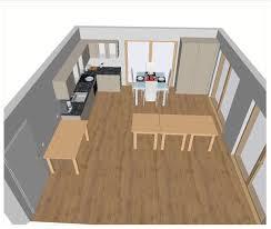offene küche im neubau wohnzimmer und küche 30qm status