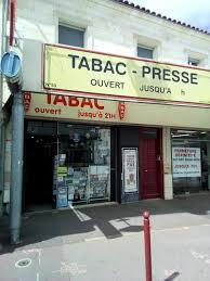 bureau de tabac ouvert jour férié le tabac presse bureau de tabac 50 avenue pasteur 33600 pessac