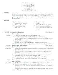 Part Time Job Resumes Job Resume Samples Resume Objective For Second