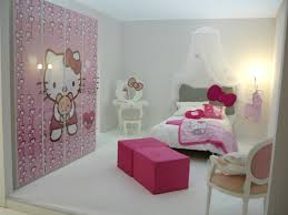 For Those Of You Who Have Daughters And Were To Want Combine Your Home With Hello Kitty Bedroom Design Here I Present Some Examples Ideas