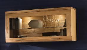 hängeschrank wandschrank wandkonsole wohnzimmer kernbuche geölt massiv lanatura