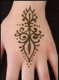 Easy Henna Tattoos Ideas