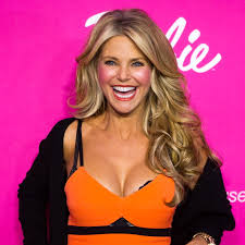 Christie Brinkley Victoria Beckham Sports Illustrated Swimsuit 50th Anniversary Pink Carpet