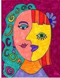 Risultati Immagini Per Picasso Faces