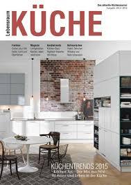 küchenjournal lebensraum küche 2015 16