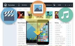 Free iOS & Android Manager Transfer edit backup manage view