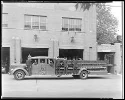 100 Classic Truck Central Fire Station Lexington Fire Department Exterior Of