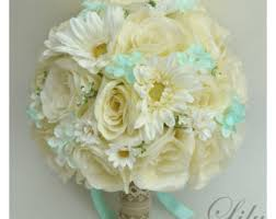 Wedding Bouquet Bridal Silk Flower