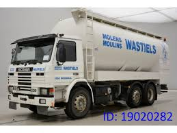 100 Feed Truck Scania P93280 6x2 Truck Snlcom