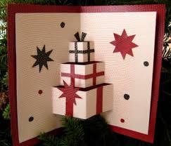 jolis modèles de cartes de voeux à faire soi même papier